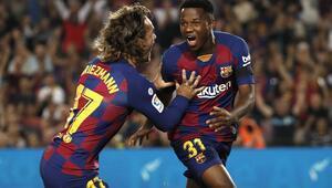 Barcelonada yeni bir hikaye başlıyor Ansu Fati...