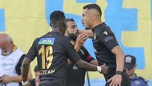 Jahovic Yeni Malatyasporun yüzünü güldürüyor
