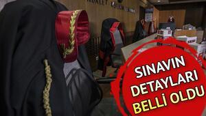 Adalet Bakanlığı bin 300 hakim ve savcı alımı yapacak Başvurular ne zaman başlıyor