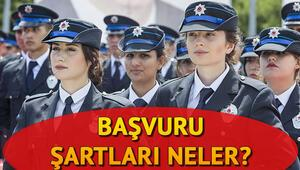 500 kadın özel harekat polisi alımı başvuruları ne zaman Başvuru şartları neler