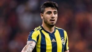Fenerbahçede Ozan Tufan kaptan olarak sahaya çıktı