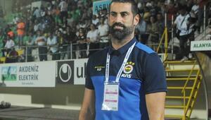 Fenerbahçede Volkan Demirel antrenör olarak ilk maçında