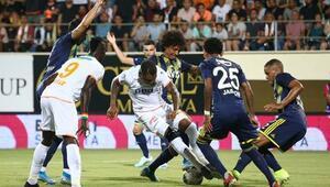 Alanyaspor - Fenerbahçe: 3-1