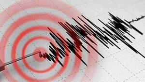 Son dakika... İzmirde korkutan deprem