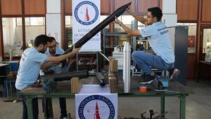 Konfetiden ilham alıp roket başlığı ayırıcı mekanizma yaptılar