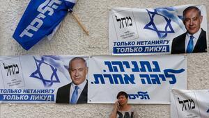 İsrailde kritik seçim için seçmenler sandık başında