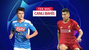 Eljif Elmas, Şampiyonlar Ligi sahnesinde Napoliye Liverpool karşısında iddaa...
