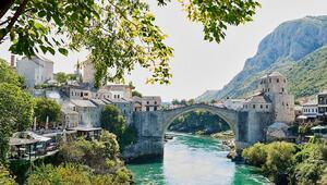 Balkanların duygusal durağı: Mostar