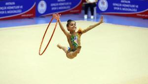 Antalyasporlu jimnastikçiler Bosna Hersek yolcusu
