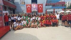 U15 Bayan Sutopu Takımı Türkiye 3. Oldu