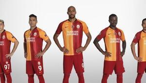 Galatasaraydan Şampiyonlar Ligi için yeni sponsor
