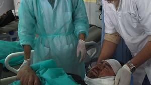 Afganistan Cumhurbaşkanı Ganinin mitinginde bombalı saldırı