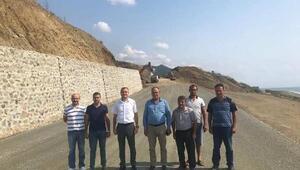 Arsuz - Samandağ yolunun yüzde 70i tamamlandı