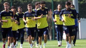 Fenerbahçe, MKE Ankaragücü maçı hazırlıklarına başladı