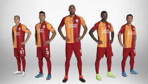 THY, Galatasarayın Avrupa maçları forma sponsoru oldu