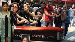 İzmiri yasa boğan veda... Sezen gözyaşlarıyla uğurlandı