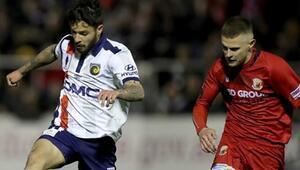 Hume City FC (Anadoluspor) kupaya çeyrek finalde veda etti