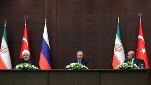 Rusya, Türkiye ve İran Suriye'yi barışa yakınlaştırdı