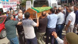 Gazeteci Ömer Kösebalaban toprağa verildi