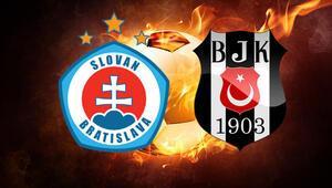 Slovan Bratislava - Beşiktaş UEFA maçı ne zaman saat kaçta