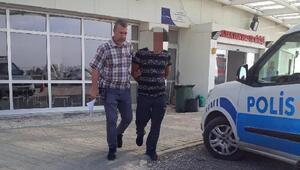 Keşanda fuhuş yaptırmak suçundan yakalanan şüpheli tutuklandı