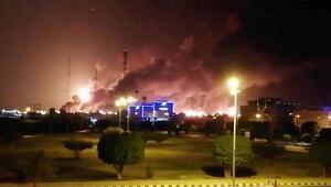 ABDden flaş açıklama: Seyir füzeleriyle saldırdılar
