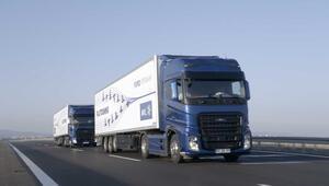 Forddan Eskişehirde otonom konvoy sürprizi