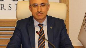 RTEÜ Rektörü Karaman: Pasif öğrencilerin atılması öğrenci sayımızı düşürdü