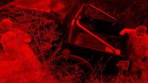 Esrarengiz cinayet Bu halde bulundu