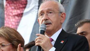 CHP Genel Başkanı Kemal Kılıçdaroğlu, Denizlide