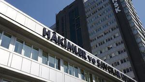 HSK'dan yüksek yargıya 11 yeni üye