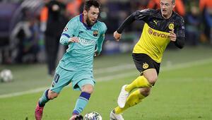 Gol sesi çıkmadı ama Messinin rekoru kırıldı