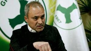 Giresunsporda teknik direktör Sözeri ile yollar ayrıldı