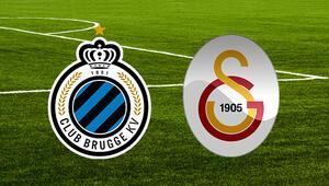 Club Brugge Galatasaray Şampiyonlar Ligi maçı saat kaçta hangi kanalda Maç şifreli mi olacak
