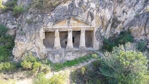 Sinopun sır gibi saklı kalan tarihi mekanı