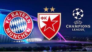 Bayern Münih Kızılyıldız maçı ne zaman saat kaçta hangi kanalda