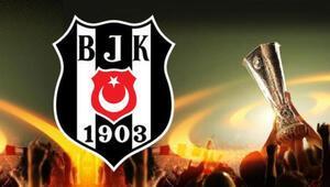 Beşiktaşın Avrupa macerası Slovakyada başlıyor
