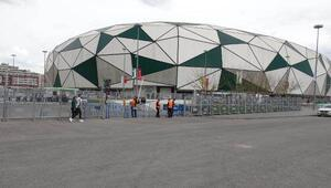 Konya Stadyumu'nda, PKK için keşif yapan sanıklara hapis cezası