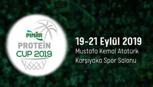 Pınar Protein Cup yarın başlıyor