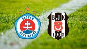 Slovan Bratislava Beşiktaş maçı ne zaman saat kaçta ve hangi kanalda Avrupa Liginde büyük heyecan
