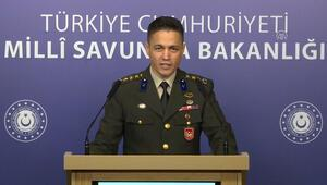 MSB duyurdu Pençe-3 Operasyonunda yeni bir safhaya geçildi