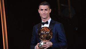 Ronaldo, Messiden fazla Altın Topu olması gerektiğine inanıyor