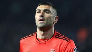 Beşiktaşın Bratislava maç kadrosu belli oldu Burak Yılmaz...