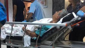 Dişi uyuşmayınca doktoru bıçakladı