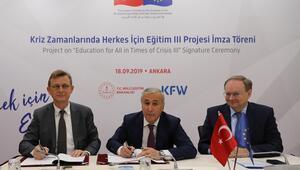 MEB'e AB fonlarından 100 milyon Euro destek