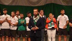 Başkan Aydar: Ceyhanın sporcuları bizi gururlandıracak