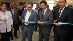 Hacılarda el sanatları sergisi açıldı