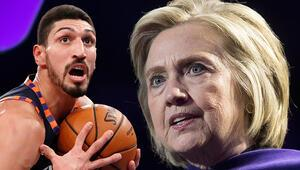 Hillary Clintondan skandal davet FETÖcü Enes Kanteri evinde ağırladı