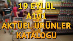 A101 19 Eylül katalog ürünleri arasında neler var A101de bugün ne var