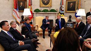 Trumpın Boltondan boşalan koltuğa o ismi getirecek